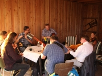 Folk 2016 Musiker in Aktion